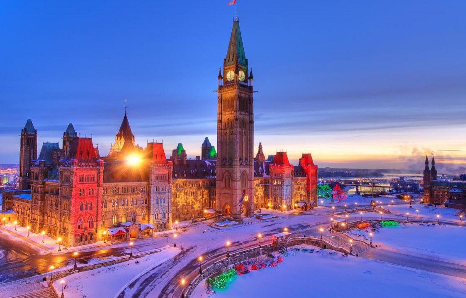 Canada Desktop Wallpaper